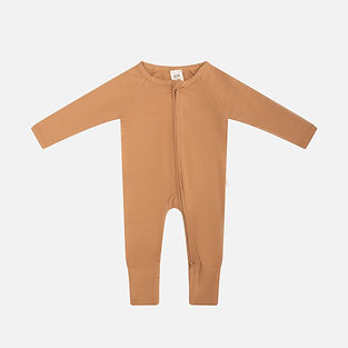 essential organic cotton baby romper