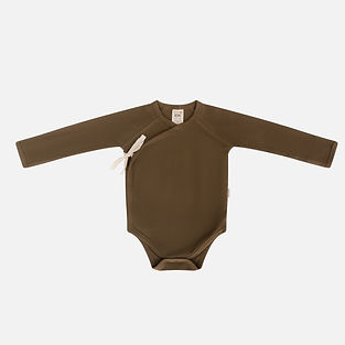 essential organic cotton baby onesie