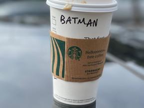 I am Bug Hunting Batman