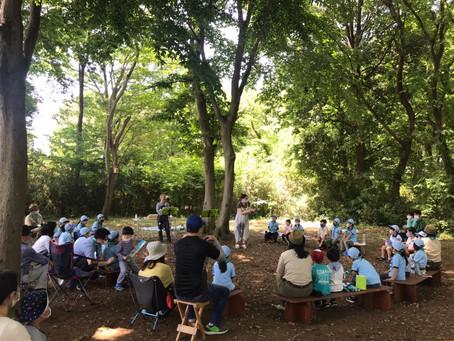 楽しい「森の音楽会」