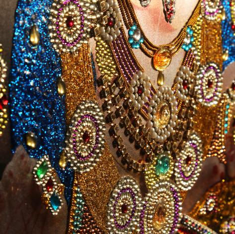 Dagdusheth Bappa Ornaments