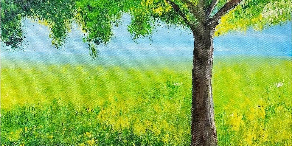 Impressionist Landscape Painting Workshop