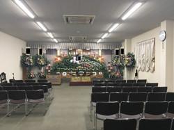 本祭場ホール
