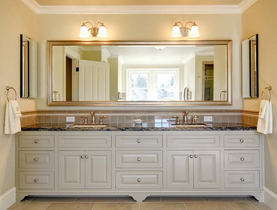 flush inset raised panel