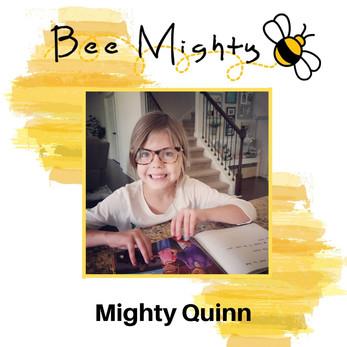 February 2020 Mighty Bee
