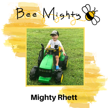 September 2019 Mighty Bee