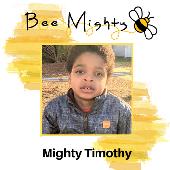 Meet Mighty Timothy