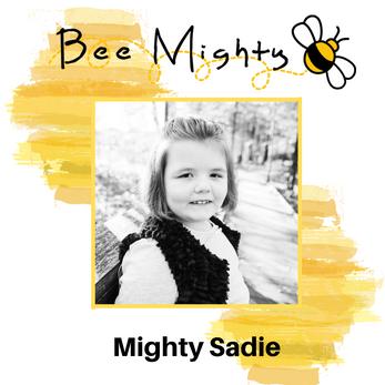 Meet Mighty Sadie