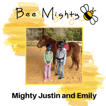 Meet Mighty Justin and Emily