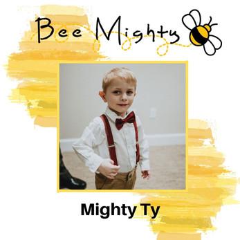 Meet Mighty Ty