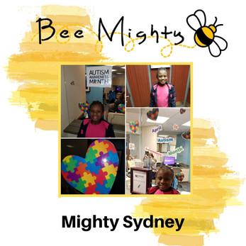 November 2019 Mighty Bee