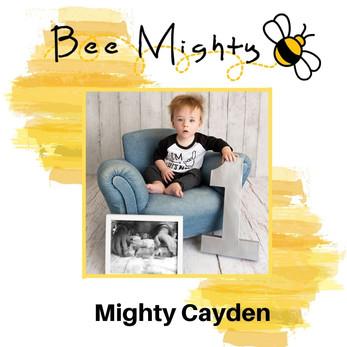 Meet Mighty Cayden