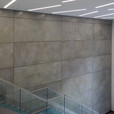 Cemento Cast Panels: The Columbus Panels, Westferry Circus, London