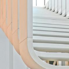 Zaha Hadid Staircase