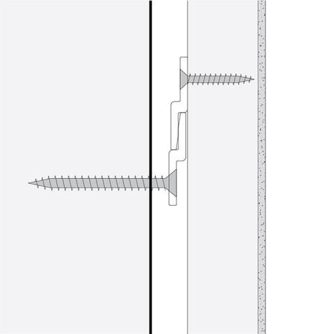 Aluminium Z-Bar