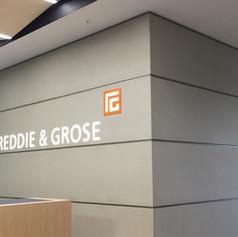 Reddie & Grose, London