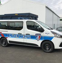 Aménagement Police Municipale