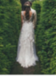 I love this dreamy photo of real bride _