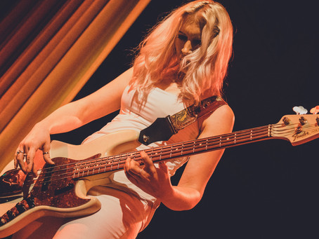 Bass Clinic #8 Is This Week!
