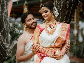 Avinash & Shwetha