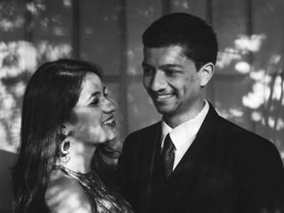 Jinal & Karan