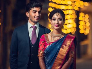 Pavithra & Manish