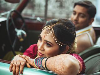 Sanjana & Rahul