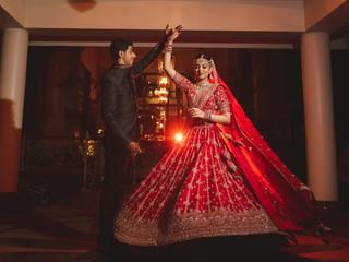 Megha & Jatin