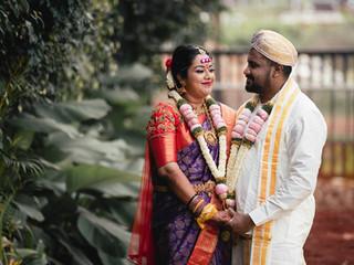 Ankitha & Samarth