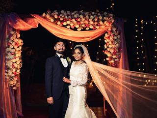 Sarah & Prahlad