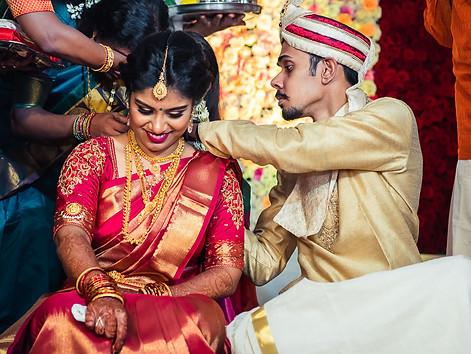Krithi & Adarsh