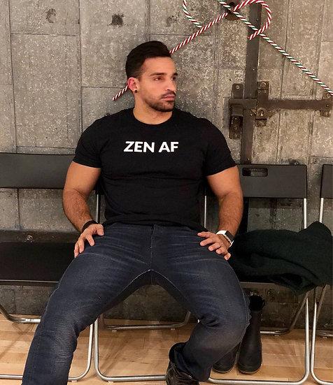 """""""Zen AF"""" Unisex T-Shirt"""