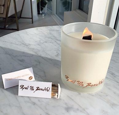 SPARKS + KISSES Vegan Candle