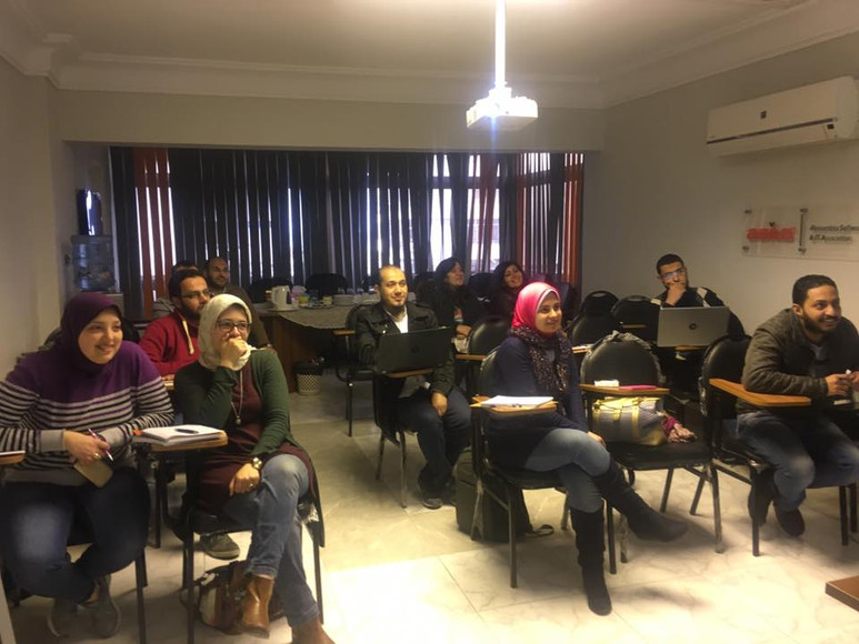 Business Analysis Training at Andalusia