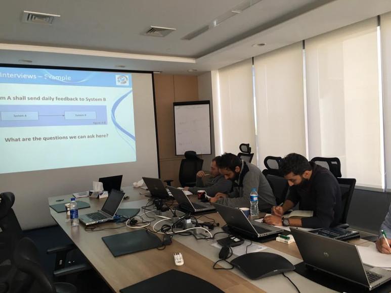 Business Analysis Training at Beyti