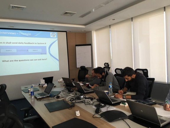 Business Analysis Training at Beyti