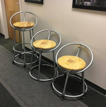 Medium Chair/Stool (center)