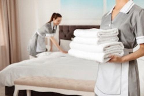 Wäschewechsel