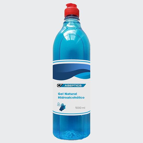 Gel hidroalcohólico para manos 1000 ml