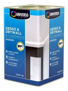 GESSO E DRYWALL ECONÔMICO UNIVERSO