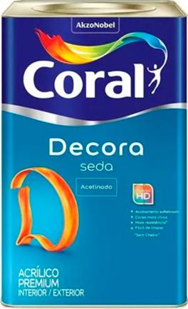DECORA SEDA ACETINADO