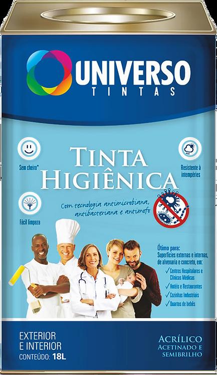 HIGIÊNICA HOSPITALAR ACRÍLICA ACETINADA
