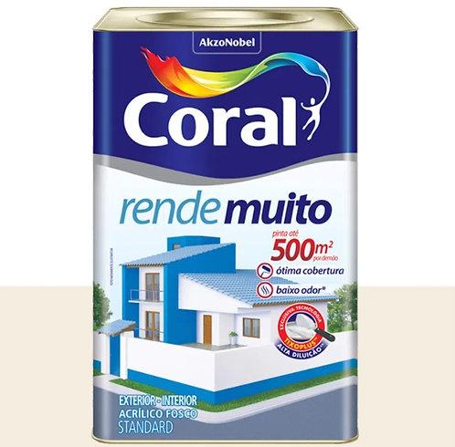CORAL RENDE MUITO