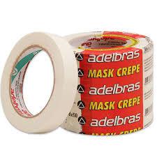 FITA CREPE ADELBRAS 48MMX50MTS