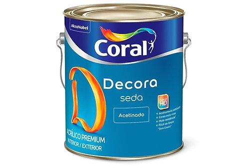 DECORA SEDA CORAL