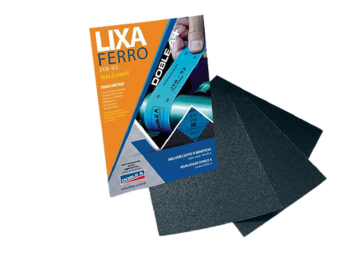 LIXA FERRO - DOBLE A