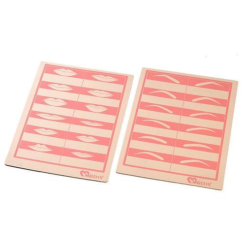 Reversible Practice Skin Pad