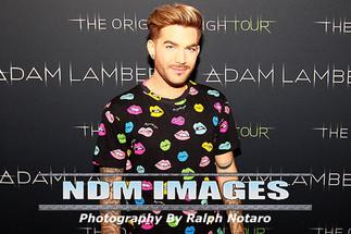 Adam Lambert performs at Hard Rock Live at the Seminole Hard Rock Hotel and Casino, Hollywood