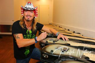 Bret Michaels performs at Hard Rock Live at Seminole Hard Rock Hotel & Casino, Hollywood