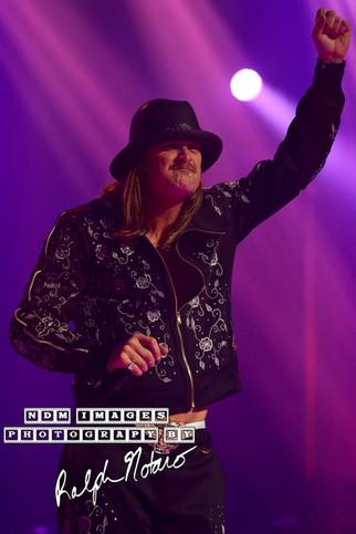 Kid Rock performs at Hard Rock Live at the Seminole Hard Rock Hotel & Casino